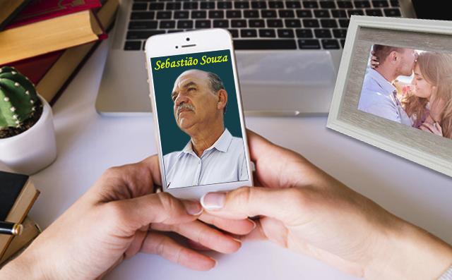 Faça terapia online com Sebastião Souza